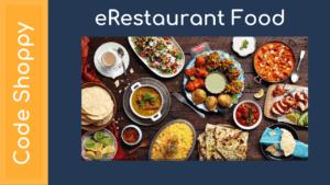 eRestaurant Food Online Shopping Mobile App