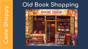 eCommerce Old Book Store Shopping with eWallet Android App