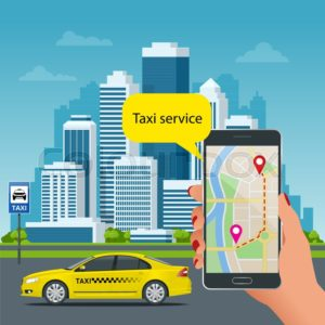 Online Cab Booking System