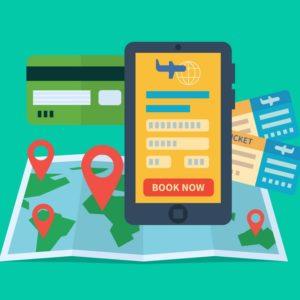 Online Flight Reservation System