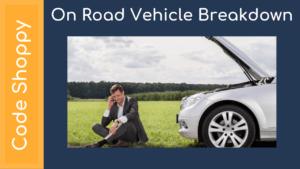 On Road Vehicle Breakdown Assistance